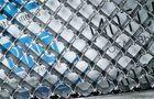 Декоративная решетка радиатора Maretti Brillare хромированная для ВАЗ 2104-05, 2107_4