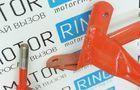 Подрамник с рычагами и треугольной алюминиевой защитой Rz для ВАЗ 2108-15_7