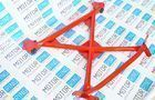 Подрамник Stinger без рычагов и защиты на ВАЗ 2108-21099, 2113-2115_1
