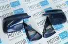 Накладки на квадратные зеркала вогнутые в цвет кузова для Лада Калина, Калина 2, Гранта_9