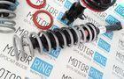 Комплект передней и задней газомасляной подвески в сборе KYB Excel-G (Каяба) на ВАЗ 2110, 2111, 2112_8