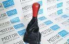 Цветная ручка КПП с пыльником на ВАЗ 2113, 2114, 2115_1