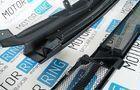 Комплект декоративных решеток радиатора и бампера (КДРРК) в цвет кузова для Лада Калина