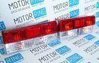 Задние фонари с красной полосой для ВАЗ 2105, 2107 _1