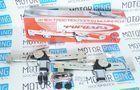 Задние электростеклоподъёмники для Шевроле Нива, реечного типа «Форвард», комплект_7