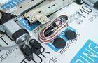 Задние электростеклоподъёмники для Шевроле Нива, реечного типа «Форвард», комплект_5