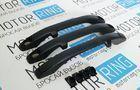 Ручки потолочные черные для Лада Приора, Калина, Калина 2, Гранта, ВАЗ 2110-12_1