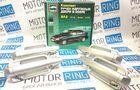 Наружные евро ручки дверей «Тюн-Авто» в цвет кузова (под сверление) для Лада Приора, ВАЗ 2110-12_1
