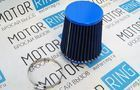 Воздушный фильтр нулевого сопротивления, инжекторный, закрытый (синий, конус) для ВАЗ_1