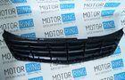 Решетка радиатора хром 4 лопасти на Лада Приора 2, SE_3