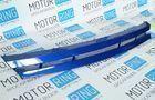 Декоративная решётка радиатора из 2 лопастей в цвет кузова для Лада Приора