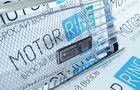 Декоративная решётка радиатора GT с сеткой хром для ВАЗ 2104-05_3