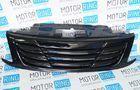 Декоративная решетка радиатора «Ривьера» в цвет кузова для Лада Гранта_5