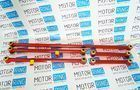 Комплект реактивных тяг (штанг) Кросс ПУ на ВАЗ 2101-2107, Лада 4х4, Шевроле Нива_4