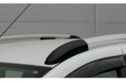 Рейлинги для нового Renault Logan, серые