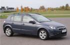 Рейлинги для Opel Astra (H) Family, черные