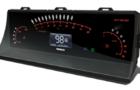 Электронная комбинация приборов Gamma GF 607 для ВАЗ 2105, 2107 с инжекторным двигателем