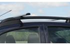 Рейлинги для Datsun On-Do с креплением «КАЛИНА 3» с поперечинами, черные_4