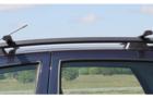 Рейлинги для Datsun On-Do с креплением «КАЛИНА 3» с поперечинами, черные_3