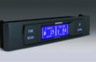 Бортовой компьютер Гамма GF 215T синий на ВАЗ 2108-21099, 2113-2115_1