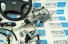 Электроусилитель руля Калуга от Лада Приора с комплектом для установки на Лада 4х4 Нива карбюратор