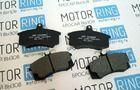 Тормозные колодки передние ASP Mensan для переднеприводных автомобилей ВАЗ_2