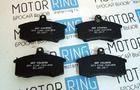 Тормозные колодки передние ASP Mensan для переднеприводных автомобилей ВАЗ_5