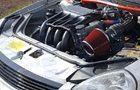 Ресивер Stinger Спорт 16 кл 4 л алюминиевый литой под мех. газ на ВАЗ 2108-21099, 2113-2115, 2110-2112, Лада Приора_8
