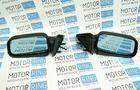 Штатные боковые зеркала ДААЗ с синим антибликом на ВАЗ 2110-2112_2