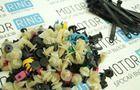 Набор пластмассовых изделий на кузов ВАЗ 2110-2112_3