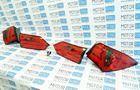 Задние тюнинг фонари Red Smoke на Toyota Corolla 2014 г.в._1