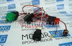Монтажный набор для подключения лобового стекла с обогревом на Шевроле Нива_1