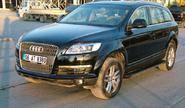 Пороги для Audi Q7 TRUVA