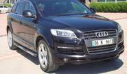 Пороги для Audi Q7 SPORT
