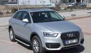 Пороги для Audi Q3 HITIT 2011
