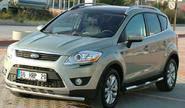Передняя защита для Ford KUGA, LINE
