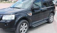 Пороги для LAND ROVER FREELANDER 2, GORDION