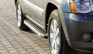 Пороги для jeep grand cherokee 2005-2010, hitit x