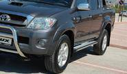 Пороги для TOYOTA HILUX, GORDION
