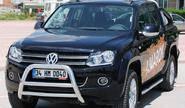 Передняя защита для volkswagen amarok, toros x