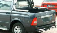 Защитные дуги для SSANG YONG ACTYON SPORT, DOUBLE ROLLBAR