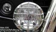 Кронштейн для крепления доп.оптики 76 мм к защите передней (так же Amarok, Ranger)