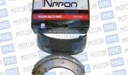Тормозные колодки задние Allied Nippon ABS1704 для Лада Ларгус