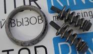 Ремкомплект нейтрализатора (графитовое кольцо) для ВАЗ 2110-12, Лада Приора
