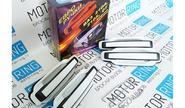 Наружные евро ручки дверей «Рысь» в цвет кузова для ВАЗ 2104-07