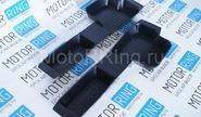 Боковые коврики пола, резиновые для Лада Приора, ВАЗ 2110-12