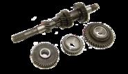 Спортивные ряды КПП для переднего привода