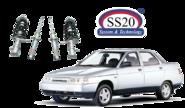 Стойки SS20 для ВАЗ 2110-12