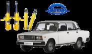 Стойки и амортизаторы DAMP для ВАЗ 2101-07