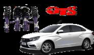 Стойки и амортизаторы GTS для LADA Vesta